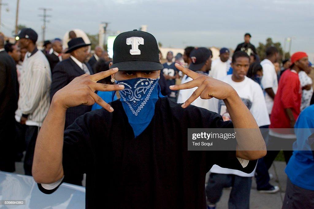 Crips Gang Members