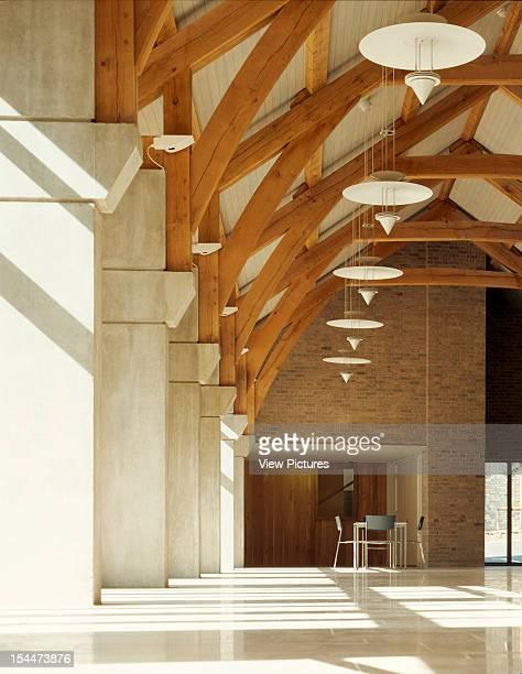 Cripps Building, Magdalene College, Cambridge, United Kingdom, Architect Freeland Rees Roberts, Cripps Building, Magdalene College Hall
