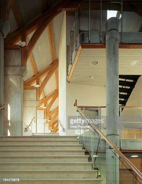 Cripps Building, Magdalene College, Cambridge, United Kingdom, Architect Freeland Rees Roberts, Cripps Building, Magdalene College Reception To...
