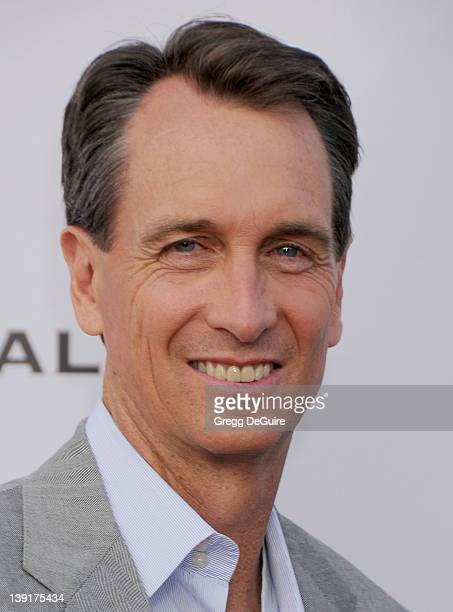Cris Collinsworth arrives at The Cable Show 2010 to Feature An Evening with NBC at Universal Studios Hollywood on May 12 2010 in Universal City...