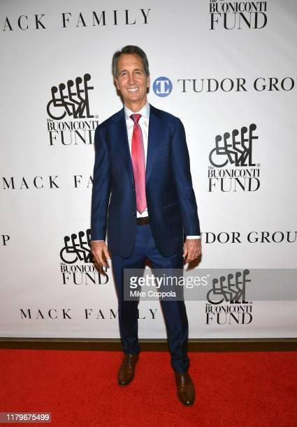Cris Collinsworth attends the 34th Annual Great Sports Legends Dinner To Benefit The Buoniconti Fund To Cure Paralysis at The Hilton Midtown on...