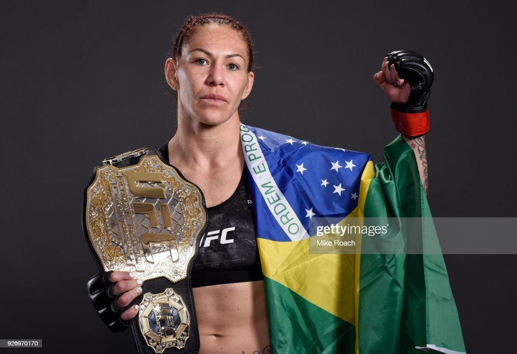 UFC 222: Cyborg v Kunitskaya : News Photo