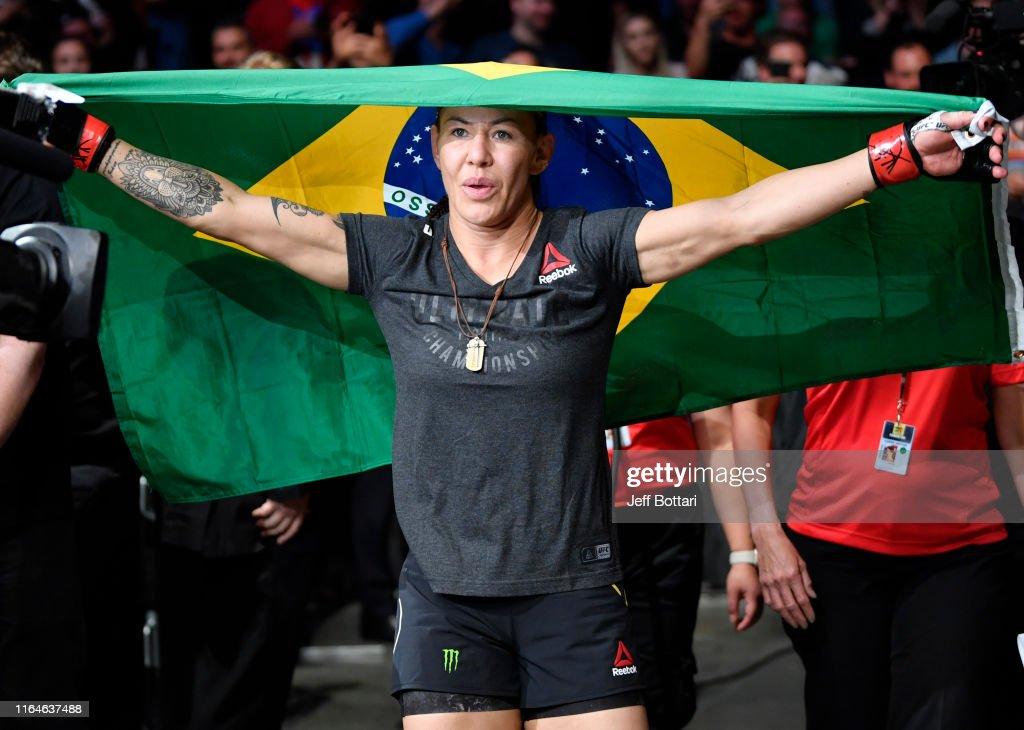 UFC 240: Cyborg v Spencer : News Photo