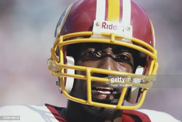 Cris Dishman #26 defensive back for the Washington Redskins during the National Football Conference East game against the Arizona Cardinals on 7...