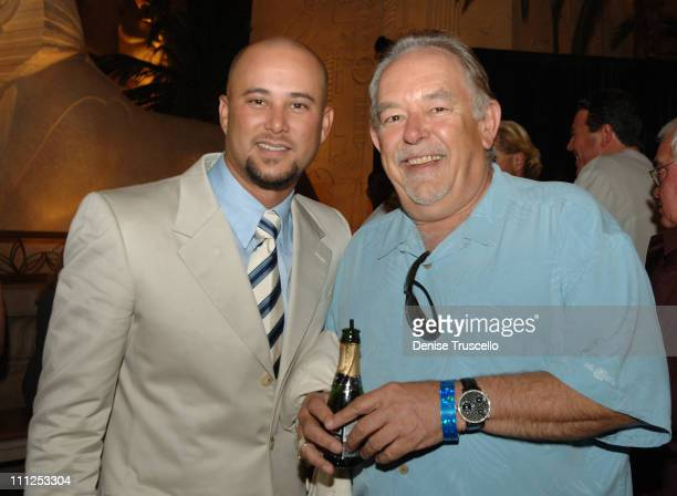 Cris Judd and Robin Leach during FANTASY Re-Launch - Choreographed By Chris Judd and Eddie Garcia at Luxor Hotel and Casino Resort in Las Vegas,...