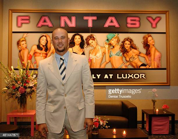 Cris Judd during FANTASY Re-Launch - Choreographed By Chris Judd and Eddie Garcia at Luxor Hotel and Casino Resort in Las Vegas, Nevada, United...
