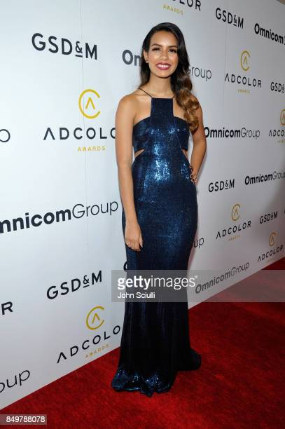 Criseli Saenz attends the 11th Annual ADCOLOR Awards at Loews Hollywood Hotel on September 19 2017 in Hollywood California