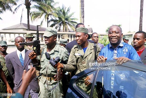 Crisis in Ivory Coast on December 29 1999 Laurent Gbagbo president of FPI Ivory Coast popular front