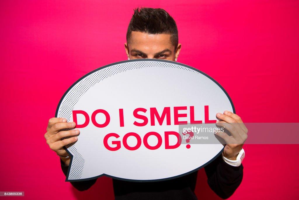 CR7 Cristiano Ronaldo Fragrance Unveiling