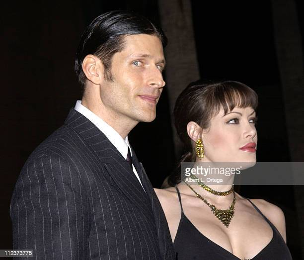 """Crispin Glover and Alexa Loren during """"Willard"""" Special Screening at The Egyptian Theater in Hollywood, California, United States."""