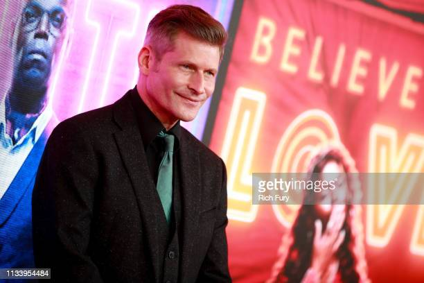 Crispin Glover attends the premiere of STARZ's 'American Gods' season 2 at Ace Hotel on March 05 2019 in Los Angeles California