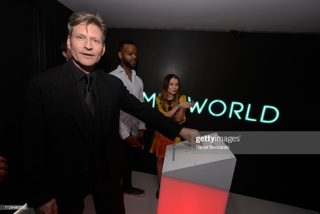 """STARZ American Gods """"House of the Gods"""" Intimate Experience : News Photo"""