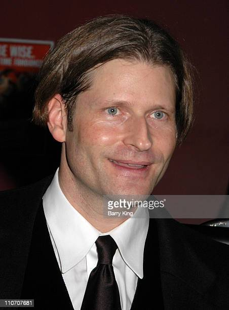 """Crispin Glover, director during American Cinematheque Presents Crispin Hellion Glover's """"What Is It?"""" & the Big Slide Show at Egyptian Theatre in..."""