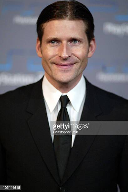 """Crispin Glover during PlayStation 2 Offers A Passage Into """"The Underworld"""" - Arrivals at Belasco Theater in Los Angeles, California, United States."""