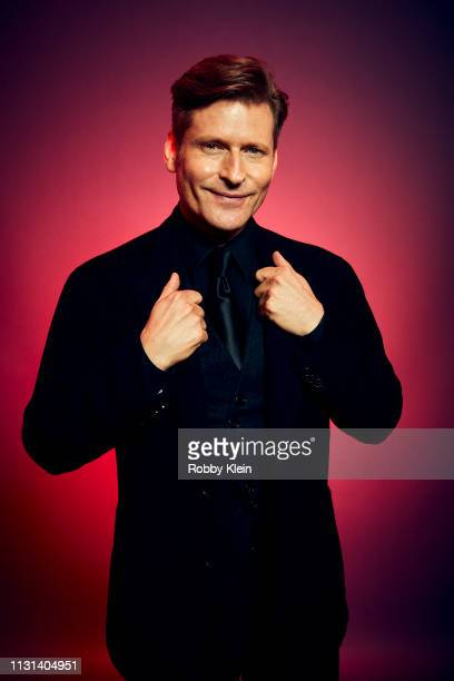 Crispin Glover of 'American Gods' poses for a portrait at the 2019 SXSW Film Festival Portrait Studio on March 10, 2019 in Austin, Texas.