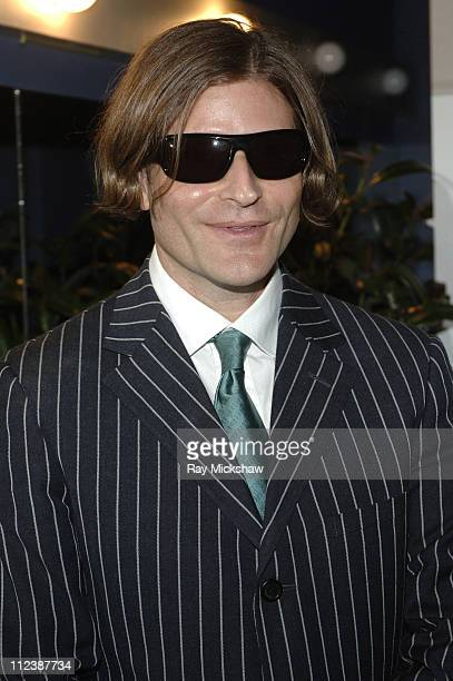 Crispin Glover wearing Gucci 1568/s sunglasses during Solstice Sunglass Boutique and Safilo USA at Movieline's Hollywood Life 9th Annual Young...