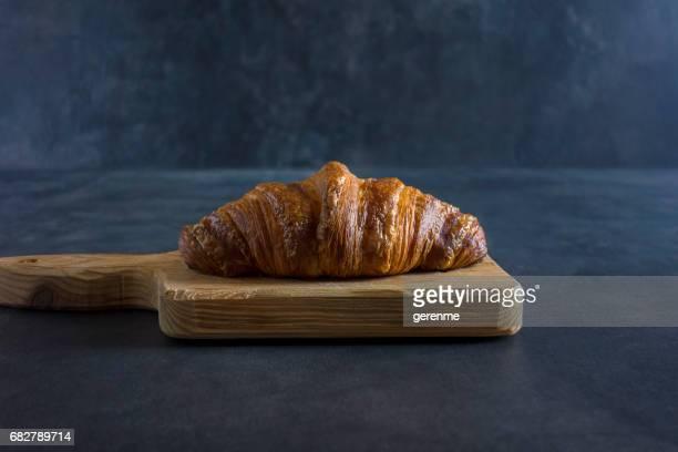 croissant crujiente