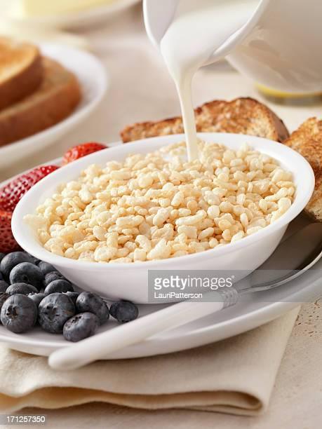 Crispy Rice Breakfast Cereal