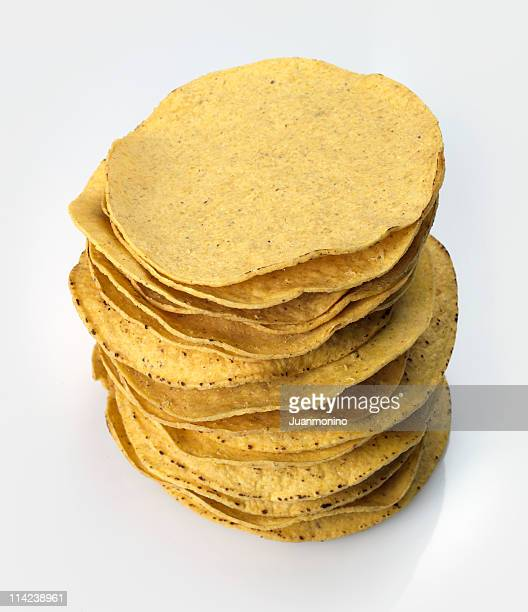Crispy tortillas