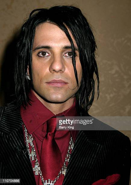 Criss Angel during 38th Annual Academy of Magical Arts Awards Show with Criss Angel Honored as Magician of the Year at The Beverly Hilton Hotel in...