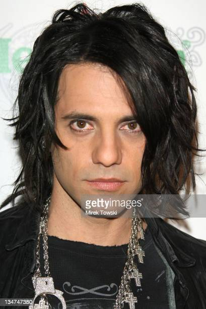 Criss Angel during Maxim Hosts Party to Promote the New Heineken Premium Light Beer March 10 2006 at Mood Club in Hollywood California United States