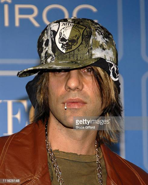Criss Angel during Vegas Magazine Fourth Anniversary Party at Mandalay Bay Hotel and Casino in Las Vegas Nevada United States