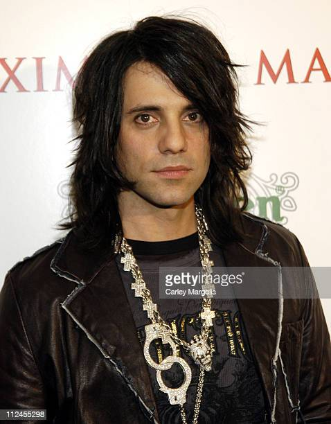 Criss Angel MindFreak during Wilmer Valderrama and Criss Angel Host Launch of the New Heineken Premium Light at Time Warner Center in New York City...