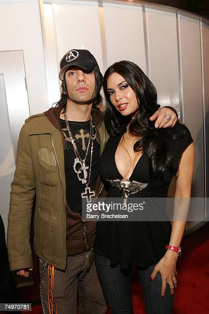 Criss Angel Tera Patrick