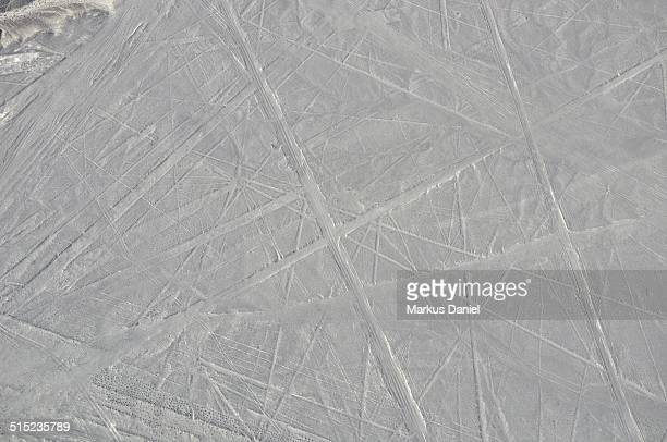 Criss Crossing Nazca Lines