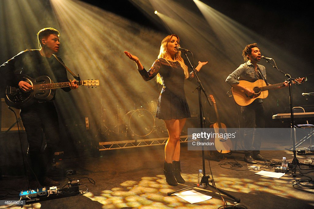 Little Big Town Perform At Shepherds Bush Empire In London : News Photo