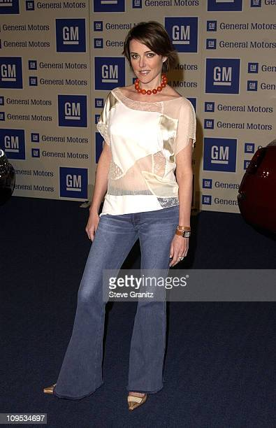 Crista Miller during General Motors Revs Things Up In Hollywood With PreOscar Fashion Bash at The Hollywood Palladium in Hollywood California United...