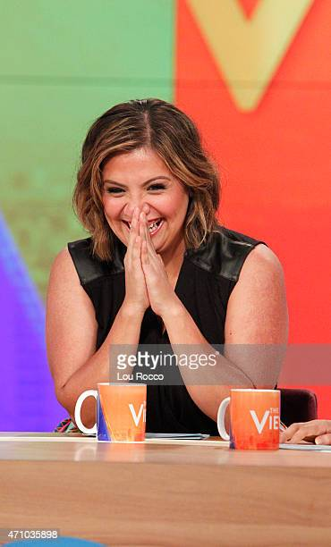 THE VIEW Cristela Alonzo and Hannah Storm are the guest cohosts today Tuesday April 21 2015 on ABC's 'The View' Guests include Mo'Nique and Isaiah...