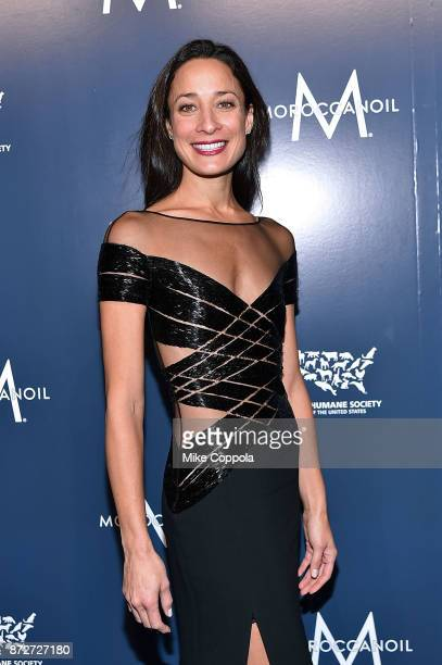Cristen Barker attends the 2017 Humane Society of the United States to the Rescue New York Gala at Cipriani 42nd Street on November 10 2017 in New...