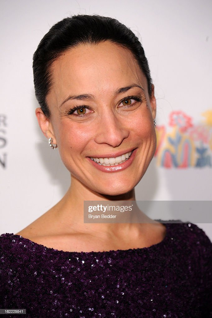 Cristen Barker attends the Elizabeth Glaser Global Champions of a Mothers Fight Awards Dinner at Mandarin Oriental Hotel on February 20, 2013 in New York City.