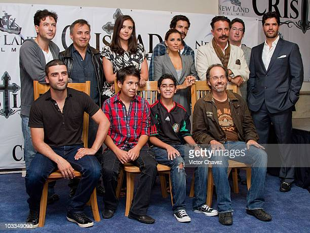 Cristiada cast members actor Raul Mendez actor Santiago Cabrera actresses Catalina Sandino Eva Longoria Parker actors Oscar Isaac Andy Garcia...