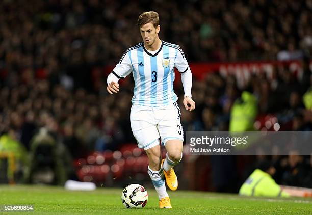 Cristian Ansaldi of Argentina
