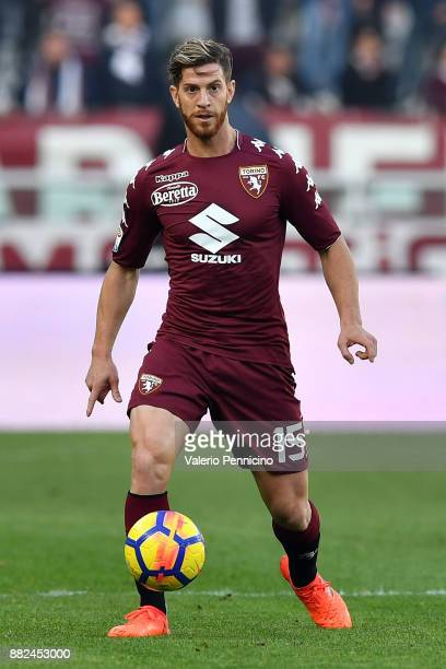 Cristian Ansaldi of Torino FC in action during the Serie A match between Torino FC and AC Chievo Verona at Stadio Olimpico di Torino on November 19...