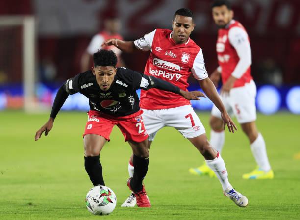 COL: Independiente Santa Fe v America de Cali - Liga Betplay