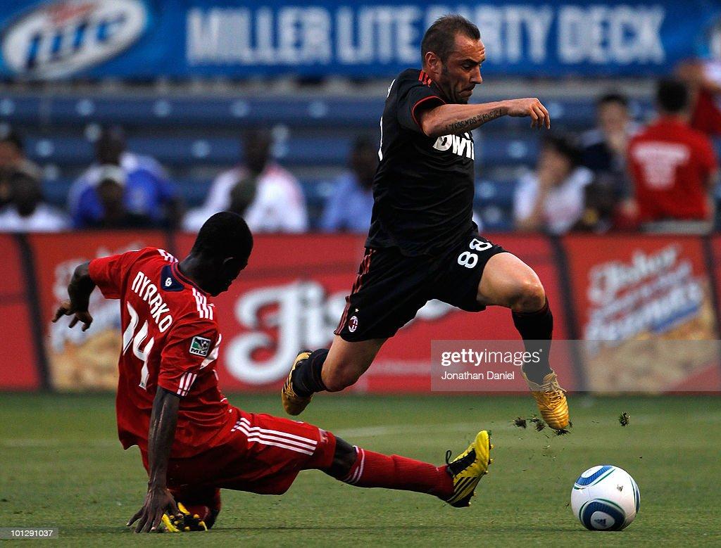 AC Milan v Chicago Fire