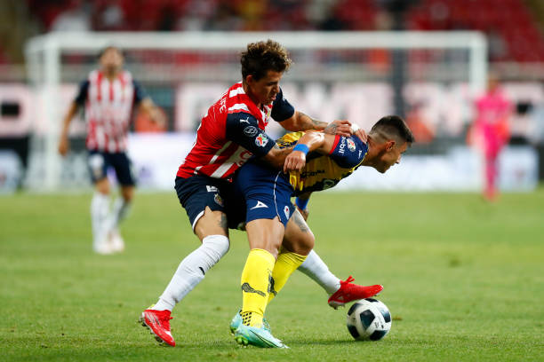 MEX: Chivas v Atletico San Luis - Torneo Grita Mexico A21 Liga MX