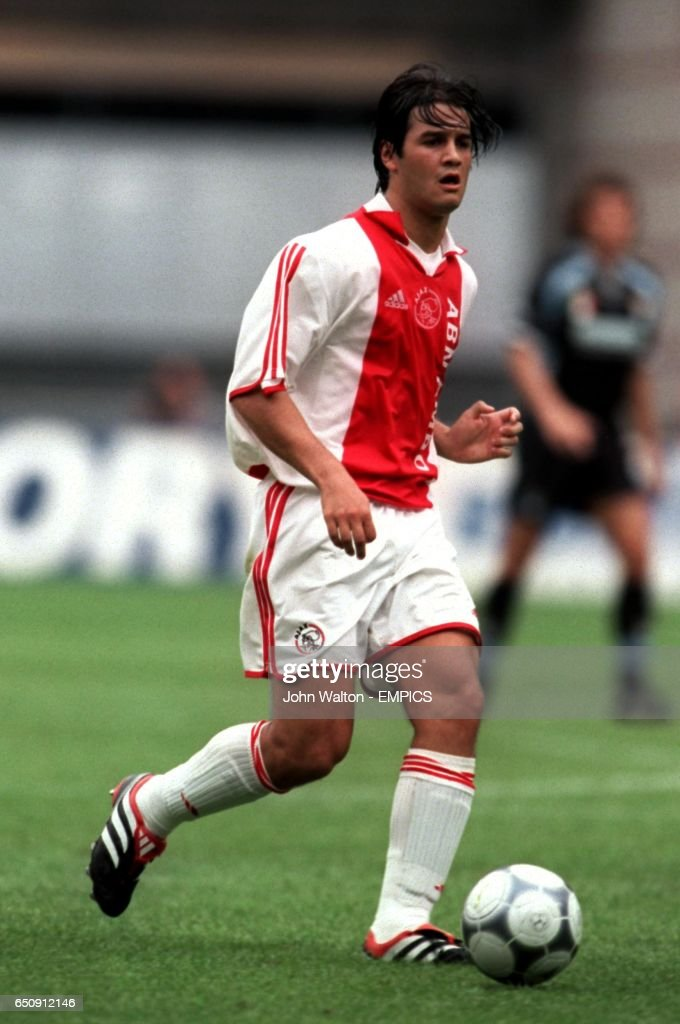 Soccer amsterdam tournament semi final ajax v lazio pictures cristian chivu ajax thecheapjerseys Image collections