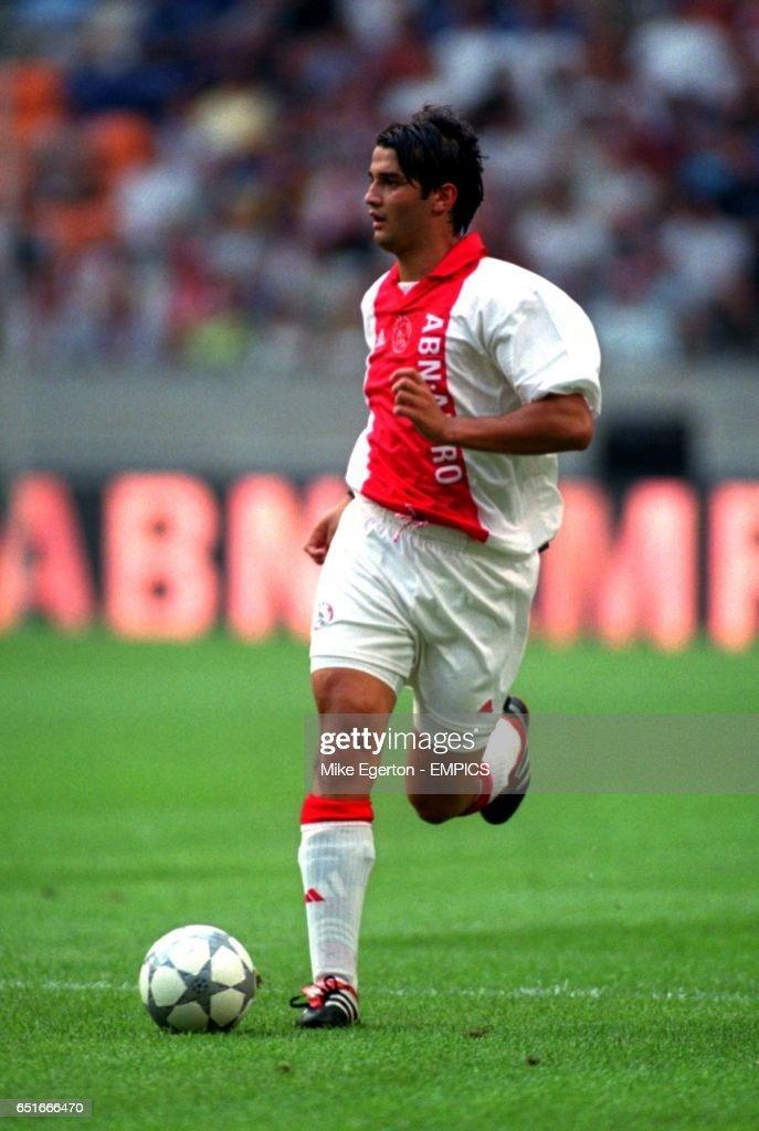 Soccer amsterdam tournament ajax v ac milan pictures getty images cristian chivu ajax altavistaventures Image collections