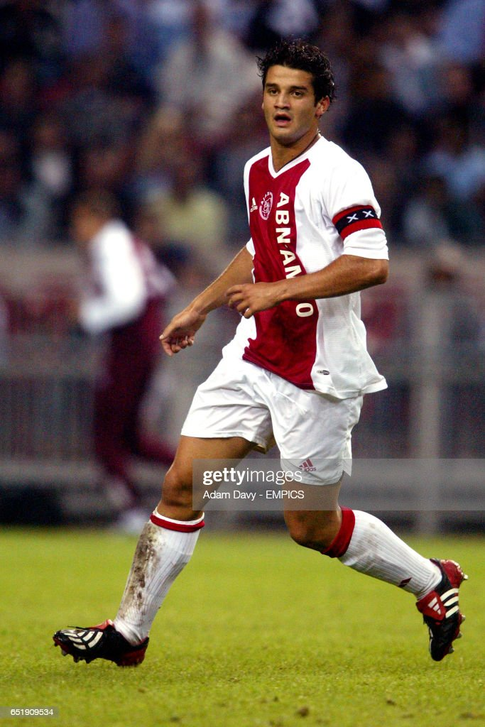 Soccer amsterdam tournament ajax v barcelona pictures getty images cristian chivu ajax altavistaventures Gallery