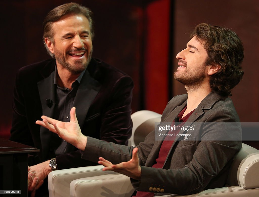 'Che Tempo Che Fa' Italian TV Show - February 3, 2013 : News Photo