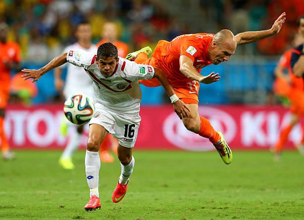 BRA: Netherlands v Costa Rica: Quarter Final - 2014 FIFA World Cup Brazil