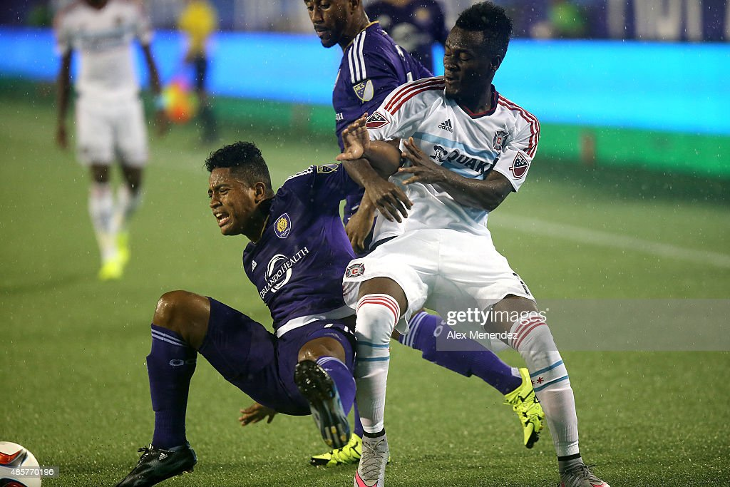 Chicago Fire v Orlando City SC : News Photo