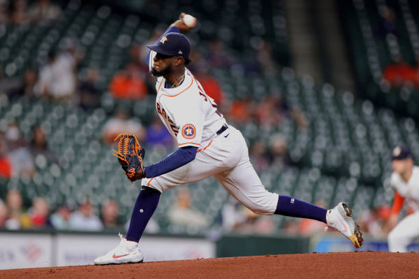 TX: Los Angeles Angels v Houston Astros