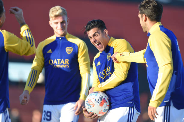 ARG: Patronato v Boca Juniors - Copa de la Liga Profesional 2021