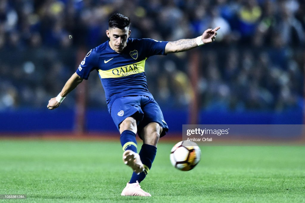 Boca Juniors v Palmeiras - Copa CONMEBOL Libertadores 2018 : News Photo