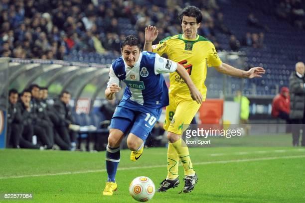 Cristian RODRIGUEZ FC Porto / Paos de Ferreira 16eme journee du Championnat du Portugal Stade du Dragao Porto